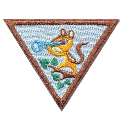 Brownie Adventure Badge
