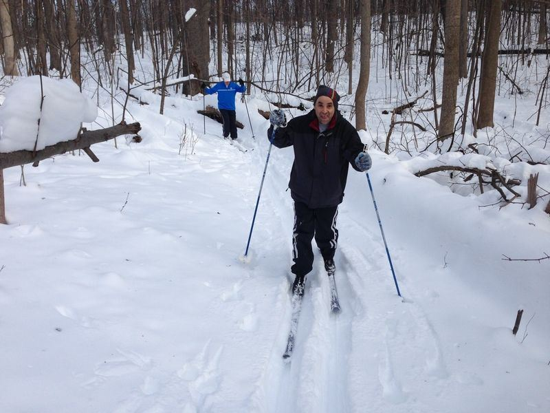 Cross Country Skiing 6