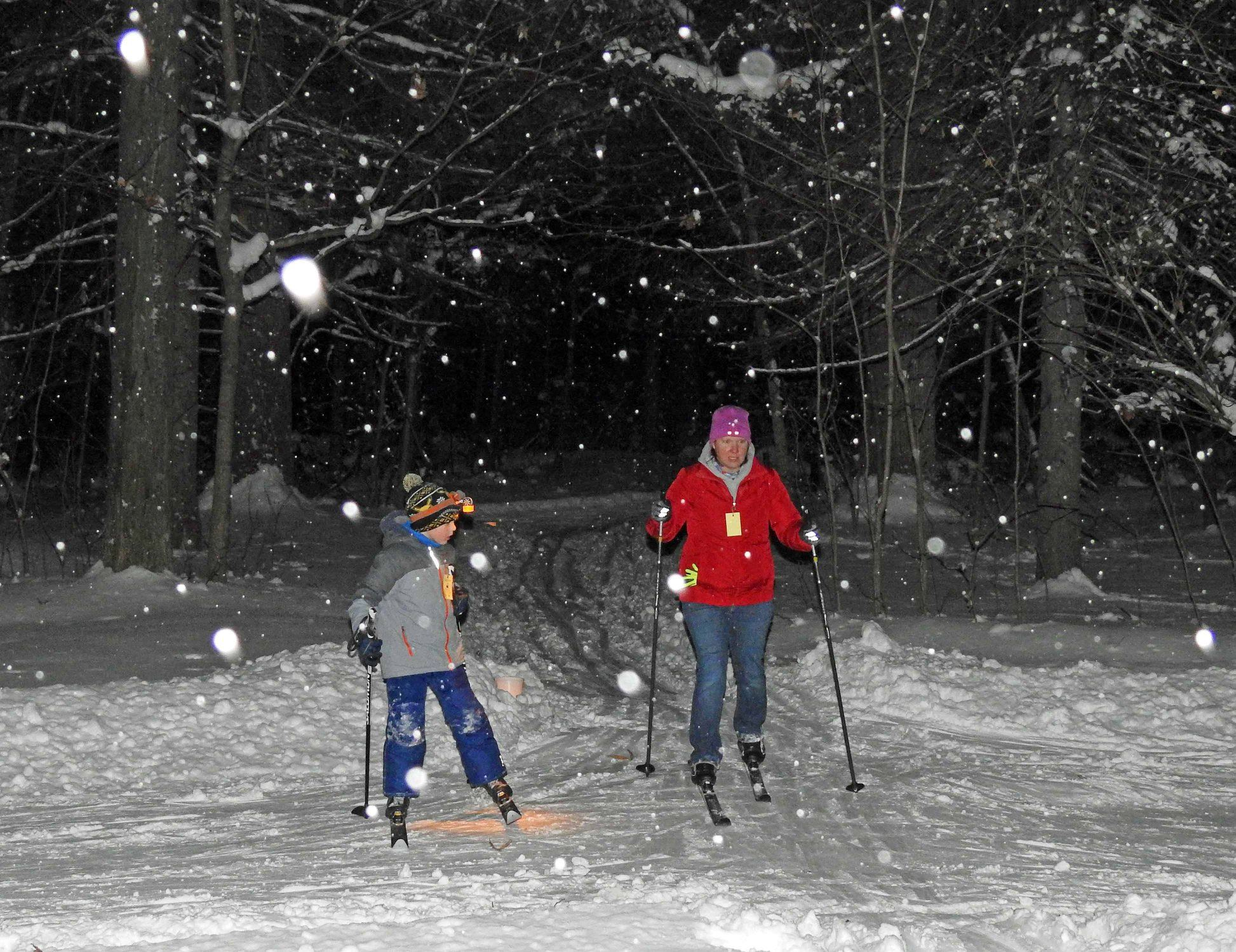 Cross Country Skiing 8
